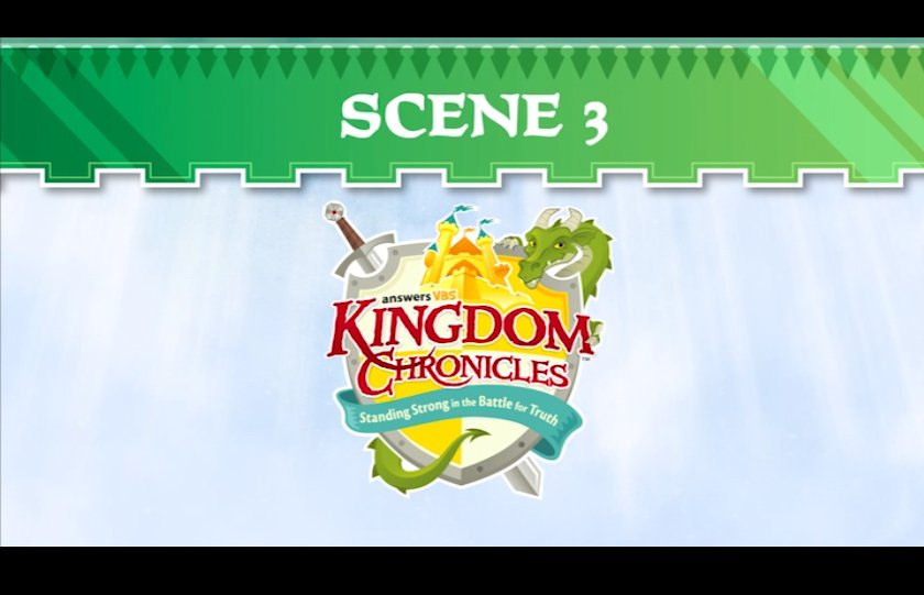 Kingdom Chronicles: Daily Drama Scene Three
