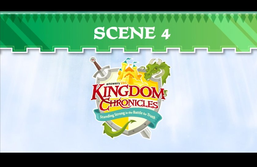 Kingdom Chronicles: Daily Drama Scene Four
