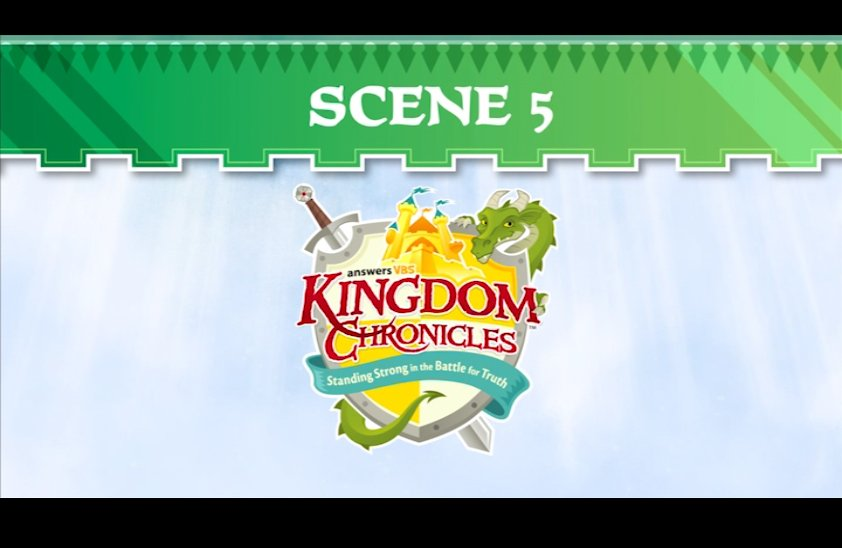 Kingdom Chronicles: Daily Drama Scene Five