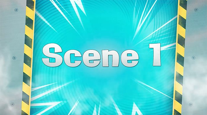 Time Lab Daily Drama: Scene One