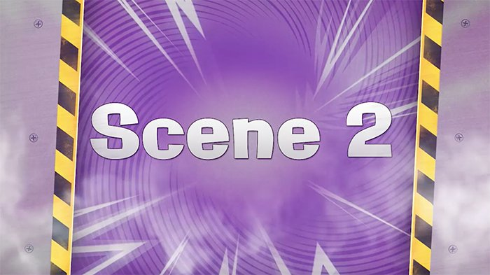 Time Lab Daily Drama: Scene Two