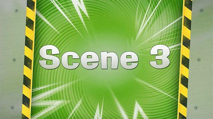 Time Lab Daily Drama: Scene Three
