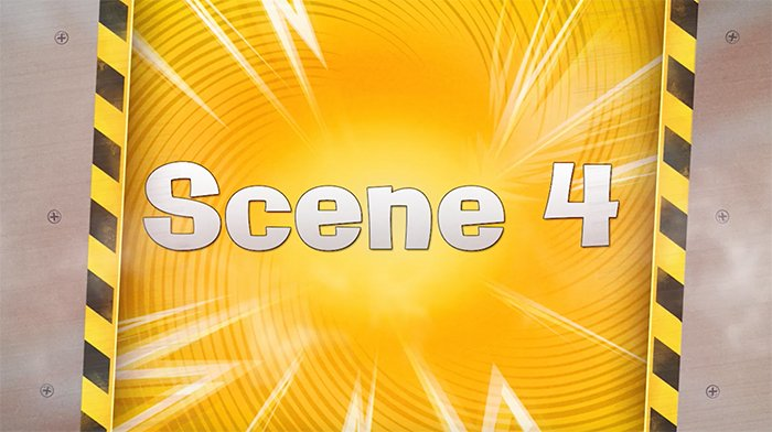 Time Lab Daily Drama: Scene Four