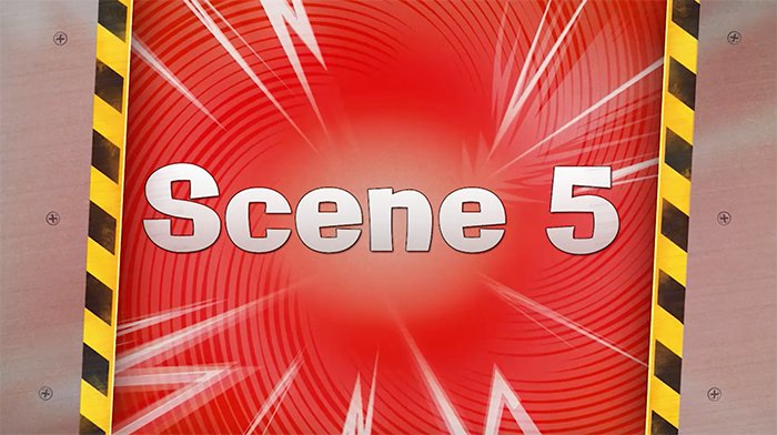 Time Lab Daily Drama: Scene Five