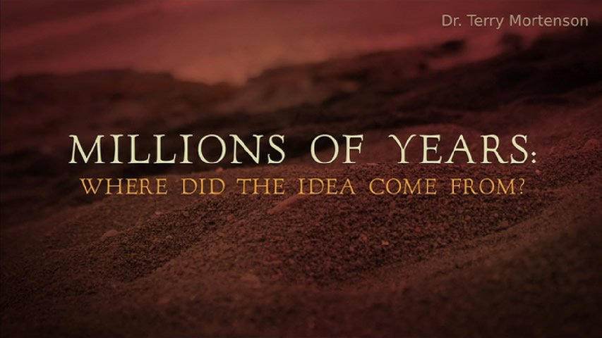 Clip of Millions of Years: Where Did the Idea Come From?