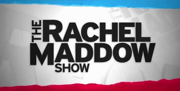 MSNBC The Rachel Maddow Show 5/27/2014