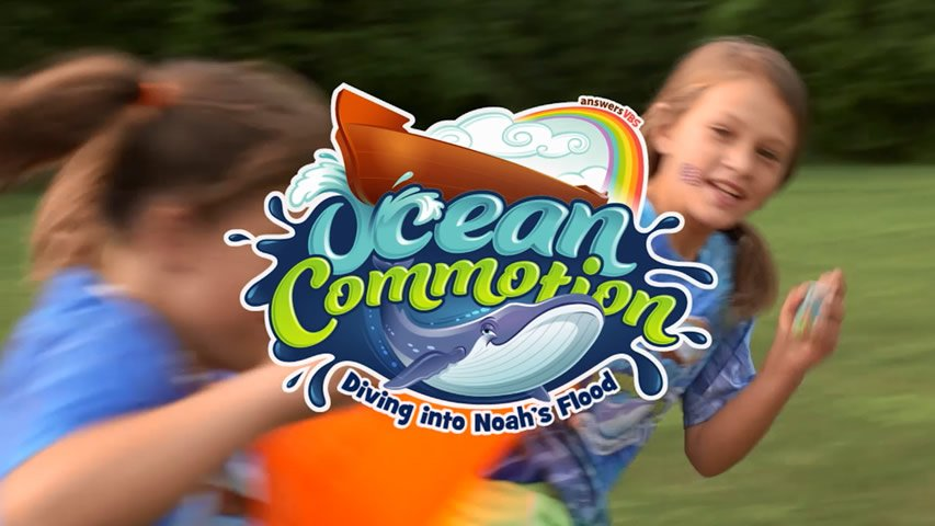 VBS Ocean Commotion Promotional Video