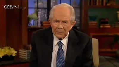 Pat Robertson: Surely His Colleagues at Regent University Have to Groan!