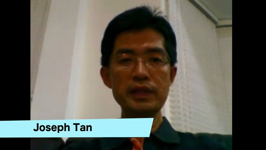 Steve Ham Interviews Joseph Tan, Answers Academy