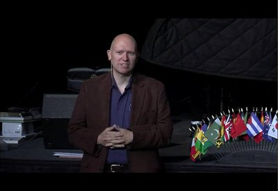 Steve Ham Address Regarding Outreach