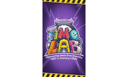Time Lab Podium Poster