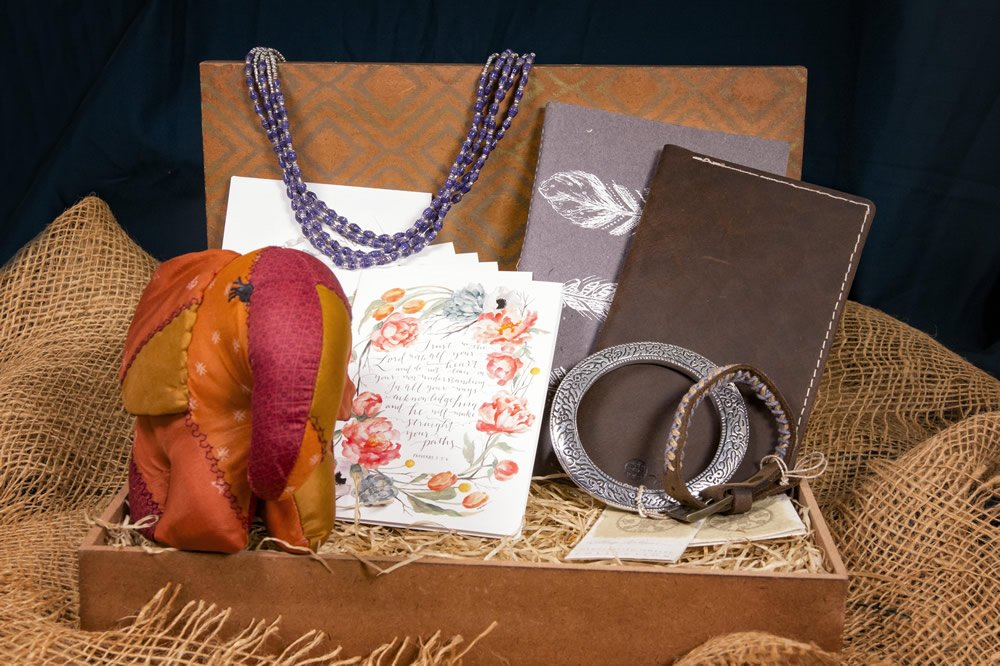 Fair Trade Gift Box