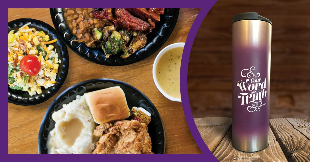 Register Now to Receive FREE Travel Mug and Emzara's Buffet Meal