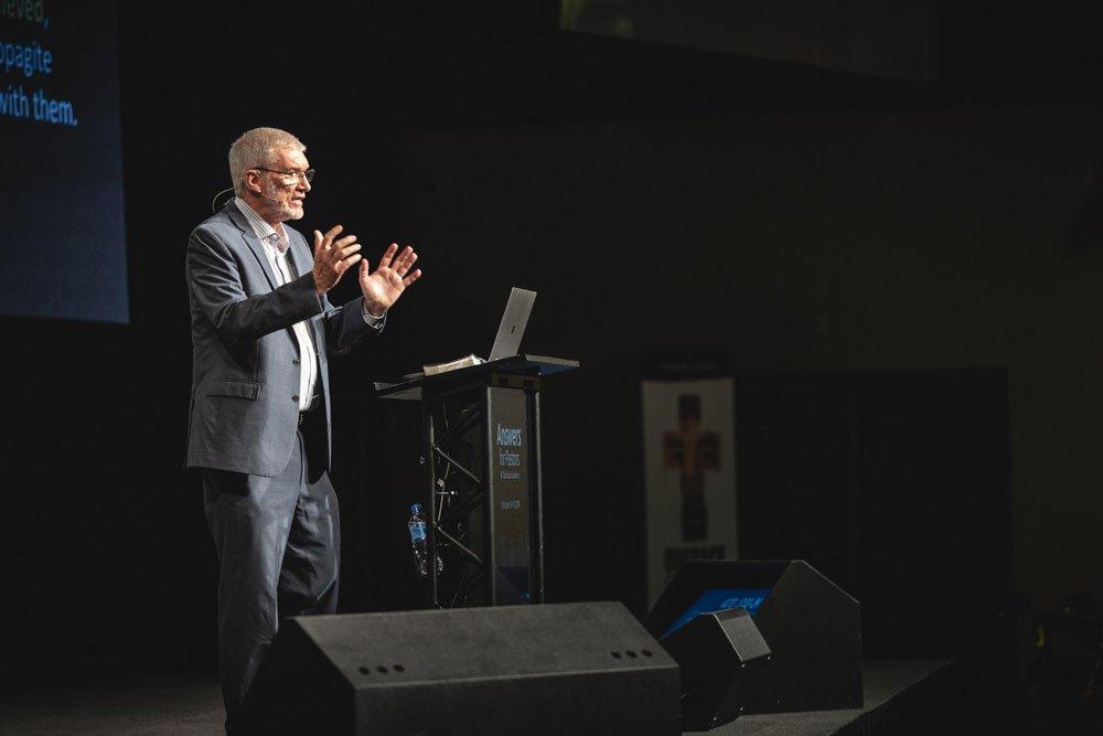 Pastor's Conference Ken Ham
