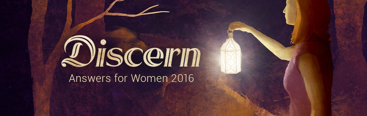 Discern: Answers for Women