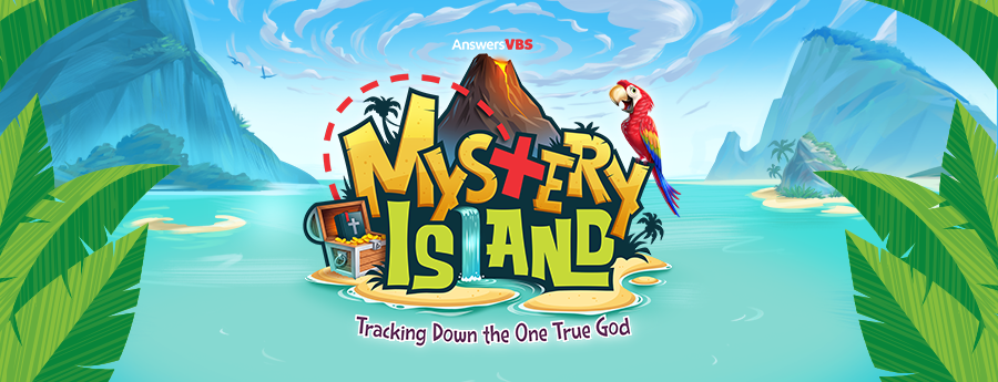 2020 Mystery Island VBS Workshop