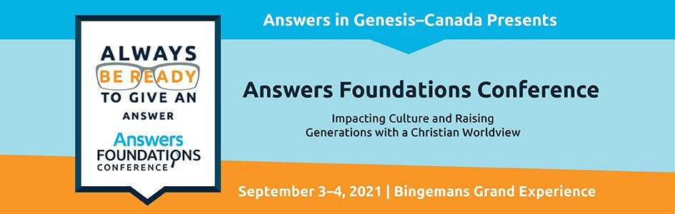 Answers Foundations 2021 Conference