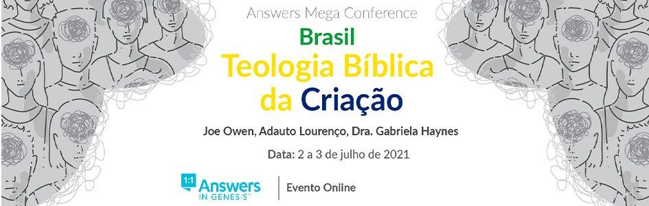 Answers Mega Conference Brasil Teologia Bíblica da Criação