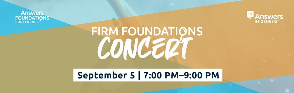Firm Foundations Concert