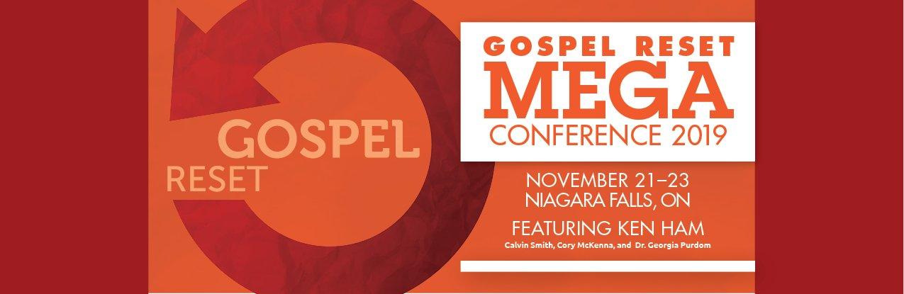 Gospel Reset Mega Conference
