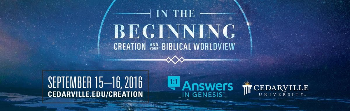 In the Beginning: Creation and Your Biblical Worldview