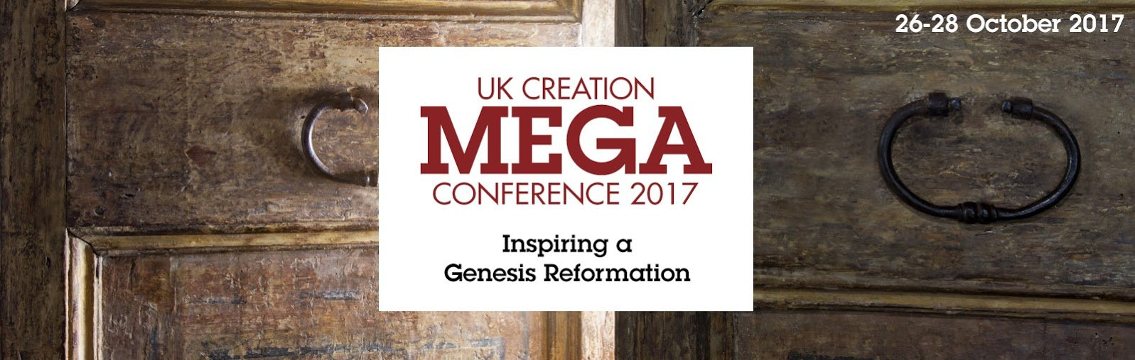 UK Creation Mega Conference 2017