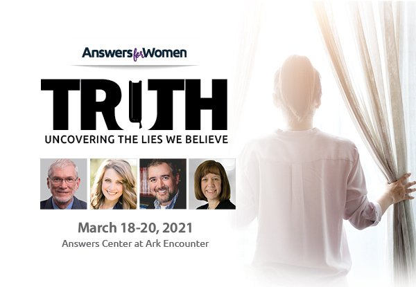 Truth: Answers for Women 2021