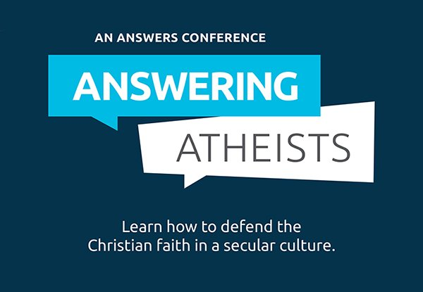 Answering Atheists Conference