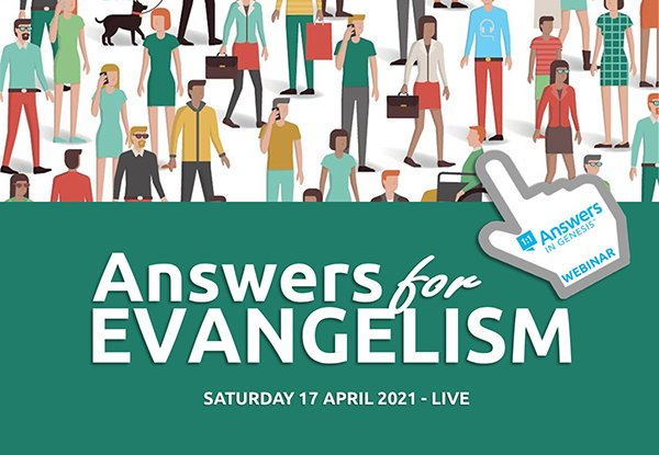 Answers for Evangelism (Webinar)