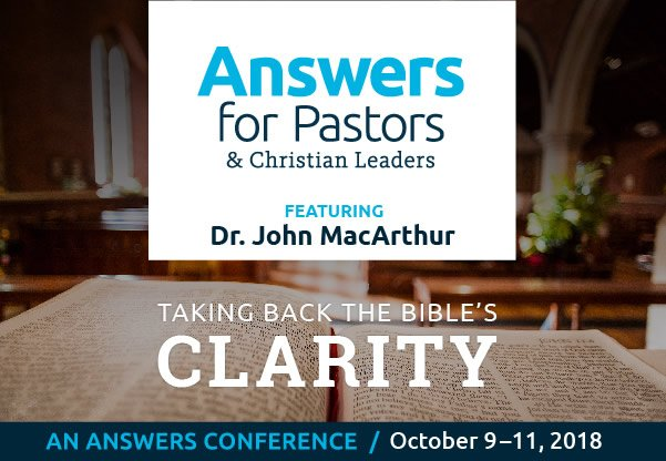 Answers for Pastors and Christian Leaders