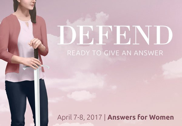 Defend: Answers for Women