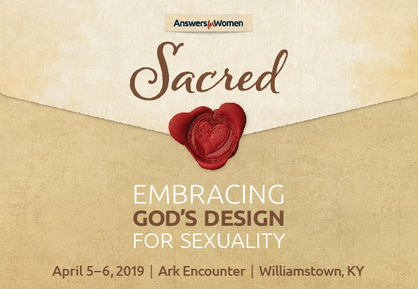 Sacred: Answers for Women 2019