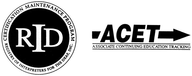 Continuing Education Logos