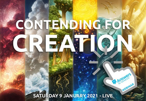 Contending for Creation Webinar