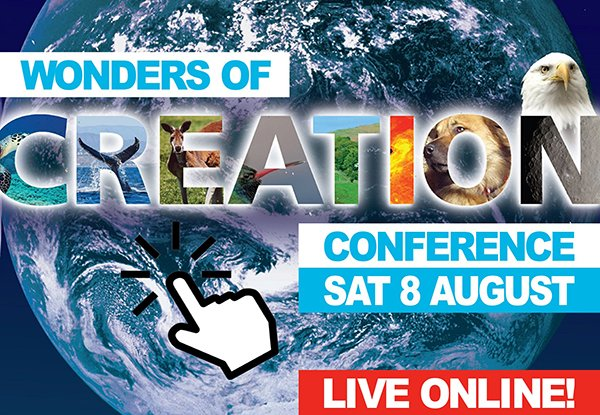 Wonders of Creation Conference LIVE Online