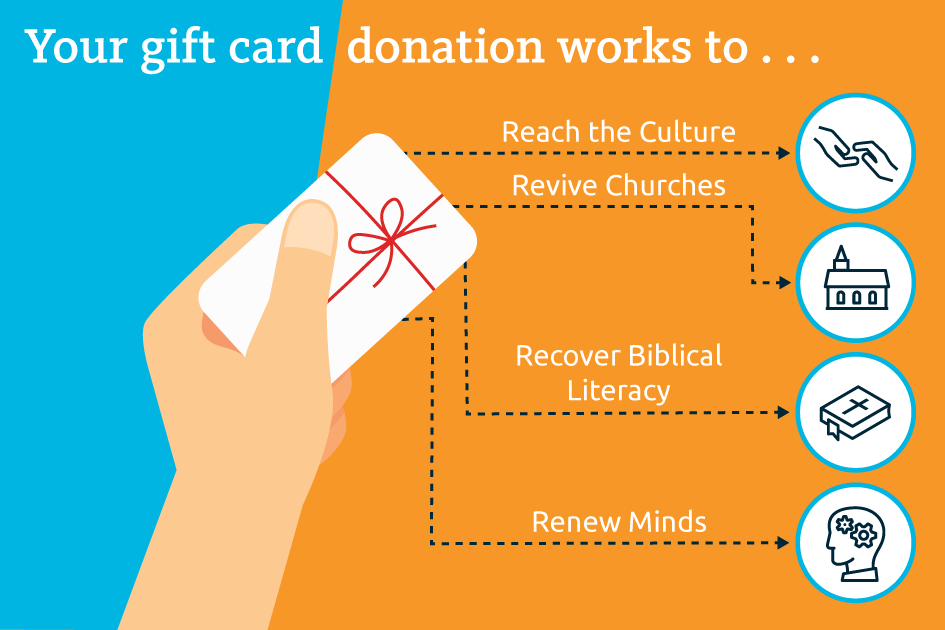 Your Gift Card Donation