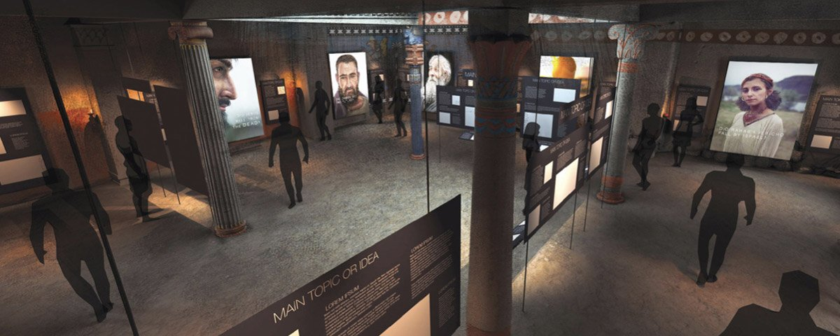 Updated museum exhibits