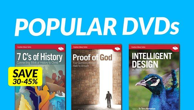 Popular DVDs - Save 30-45%
