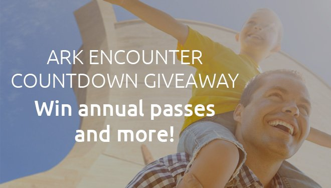 Ark Encounter Giveaway