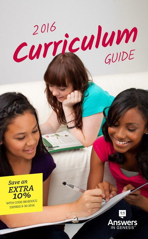 2016 Curriculum Guide