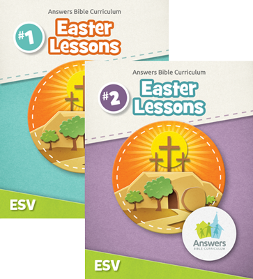 ABC Easter Lessons