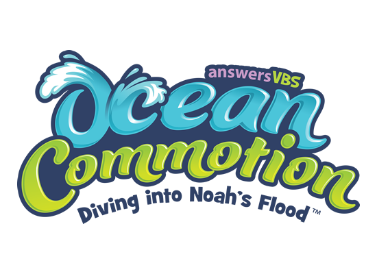 Ocean Commotion Logo