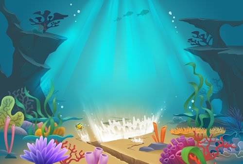 Promotional Artwork: Underwater