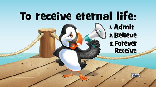 To Receive Eternal Life