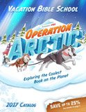 Operation Arctic VBS Catalog