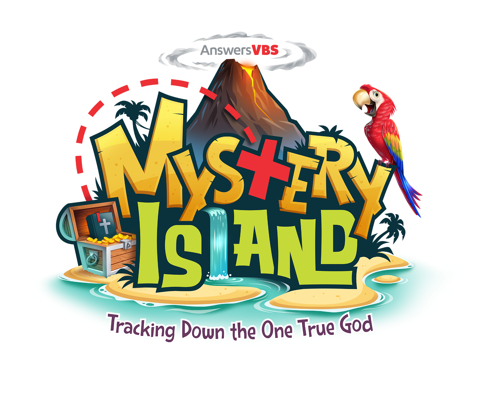 Mystery Island Resources | AnswersVBS 2020
