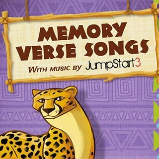 Camp Kilimanjaro VBS Memory Verse Songs (Contemporary)