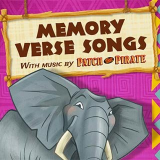 Camp Kilimanjaro VBS Memory Verse Songs (Traditional)