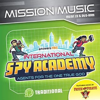 International Spy Academy (Traditional)