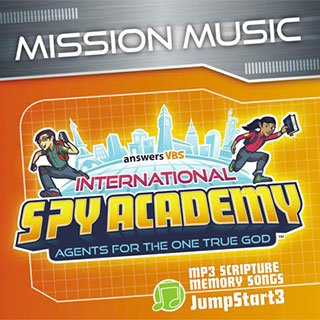 International Spy Academy Verse Songs(Contemporary)